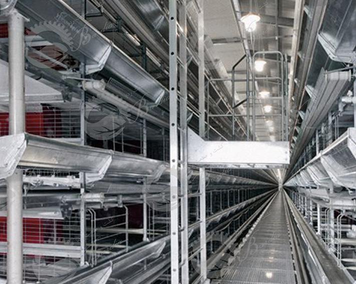 کارخانه قفس سازی